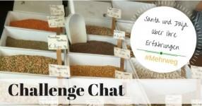 Challenge Chat Mehrweg