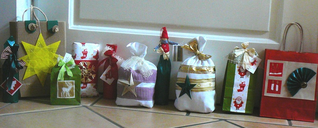 DIY Geschenkereihe