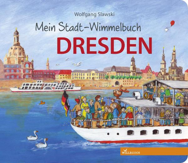 Cover Wimmelbuch Dresden