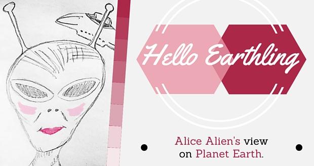 Hello Earthling_sexy alien