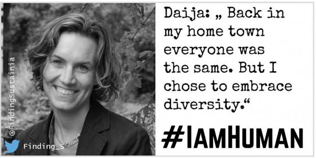 I am Human - Daija