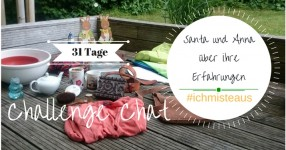 #ichmisteaus Challenge Chat