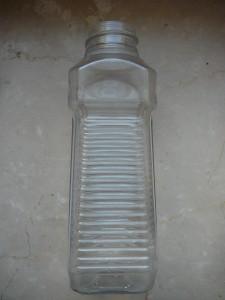 Riffel flasche 10 cm2