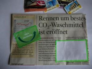 nachhaltiger Brief